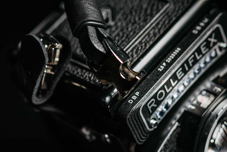 Photo of Deadcameras TLR Rolleiflex Strap