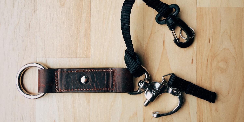 Holdfast Fundy Streetwise Camera Bag Strap Slider