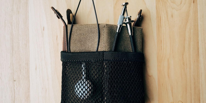 Holdfast Fundy Streetwise Camera Bag Divider Mesh Pocket