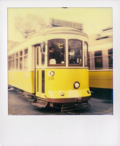 Impossible Project I-1 Sample Photo