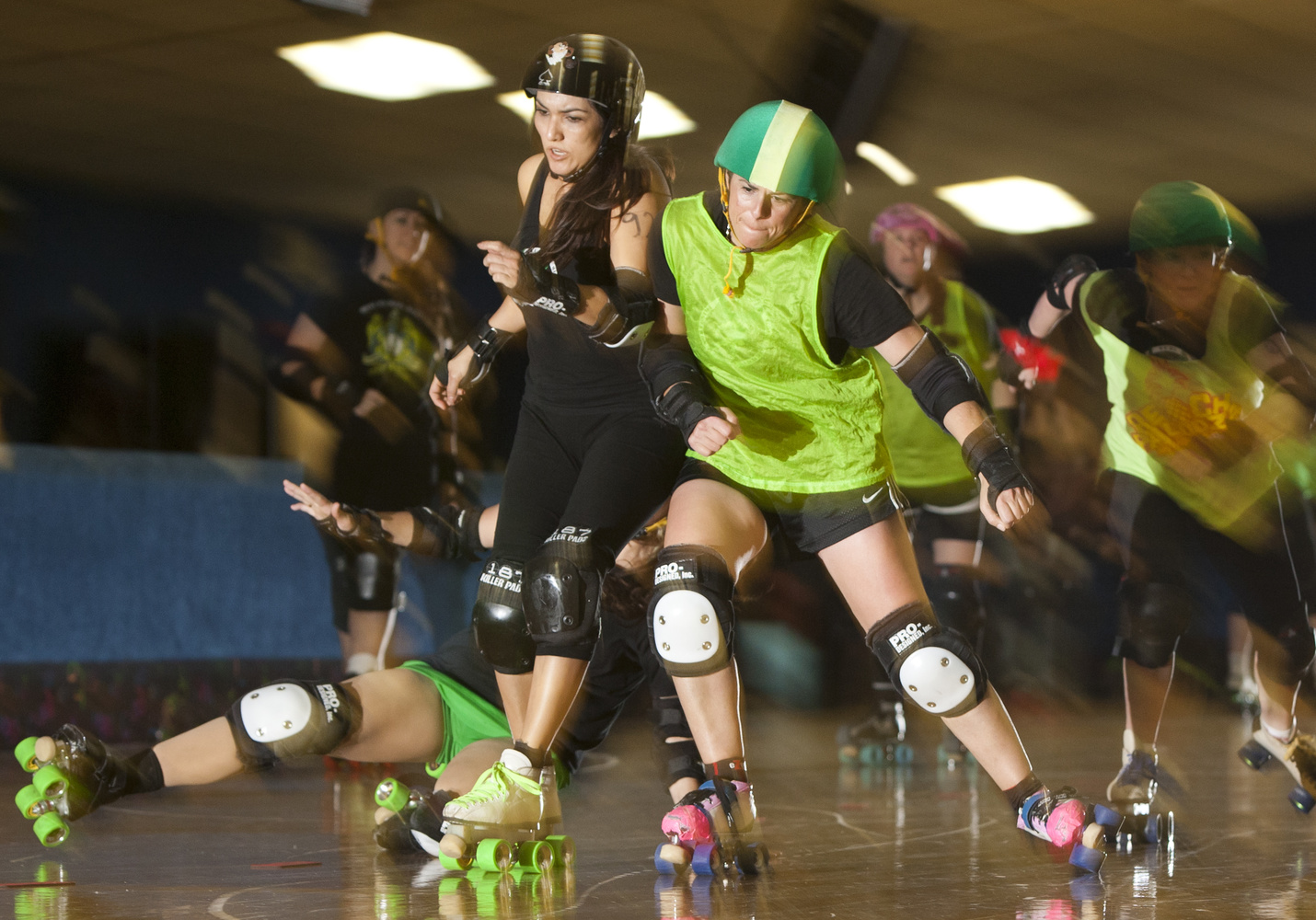 roller derby bout