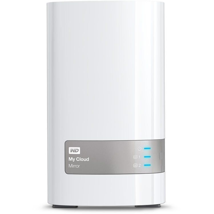 Fstoppers Reviews the Western Digital My Cloud Mirror 2-Bay