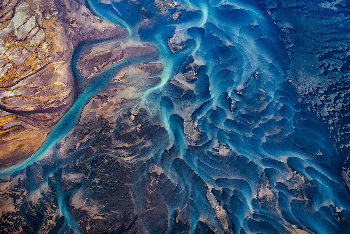 70 Stunning Abstract Photographs: These 22 Pro Tips Will Get You Started With Aerial