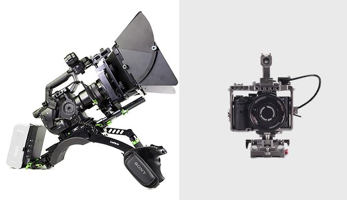 TIlta vs Lanparte camera rigs