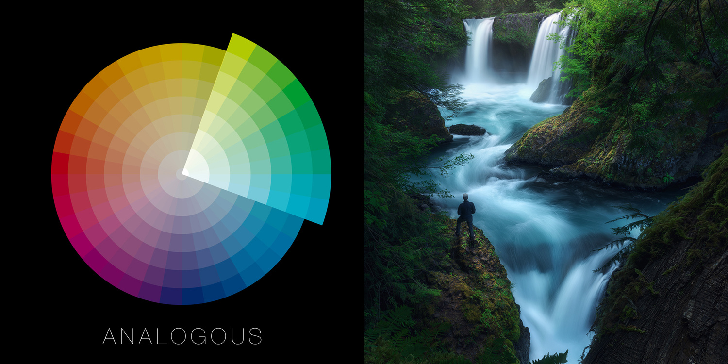 Landscape Photography Design Part 4 Color Theory