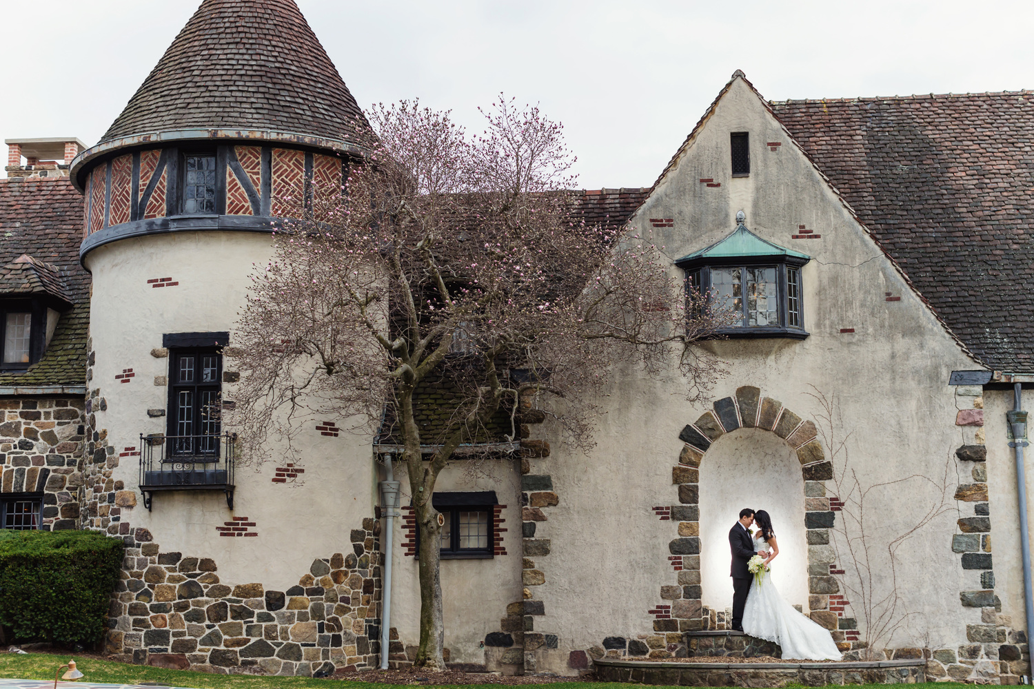 pleasantdale chateau wedding