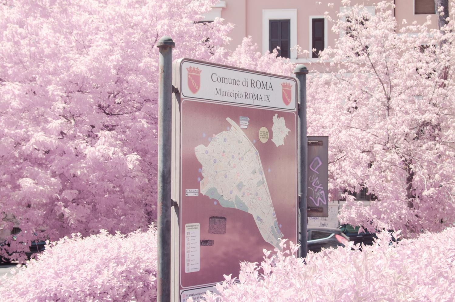 municipality of rome infrared
