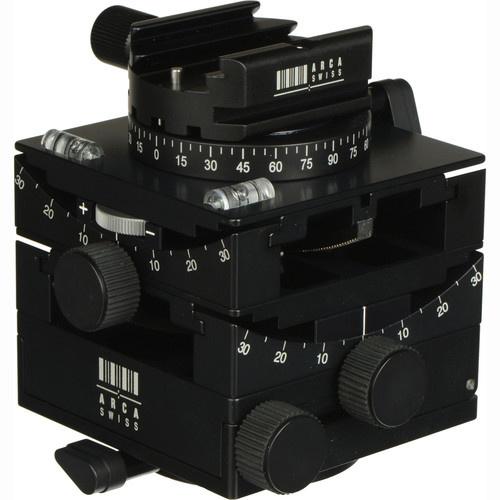 rca-Swiss C1 Cube Geared Head