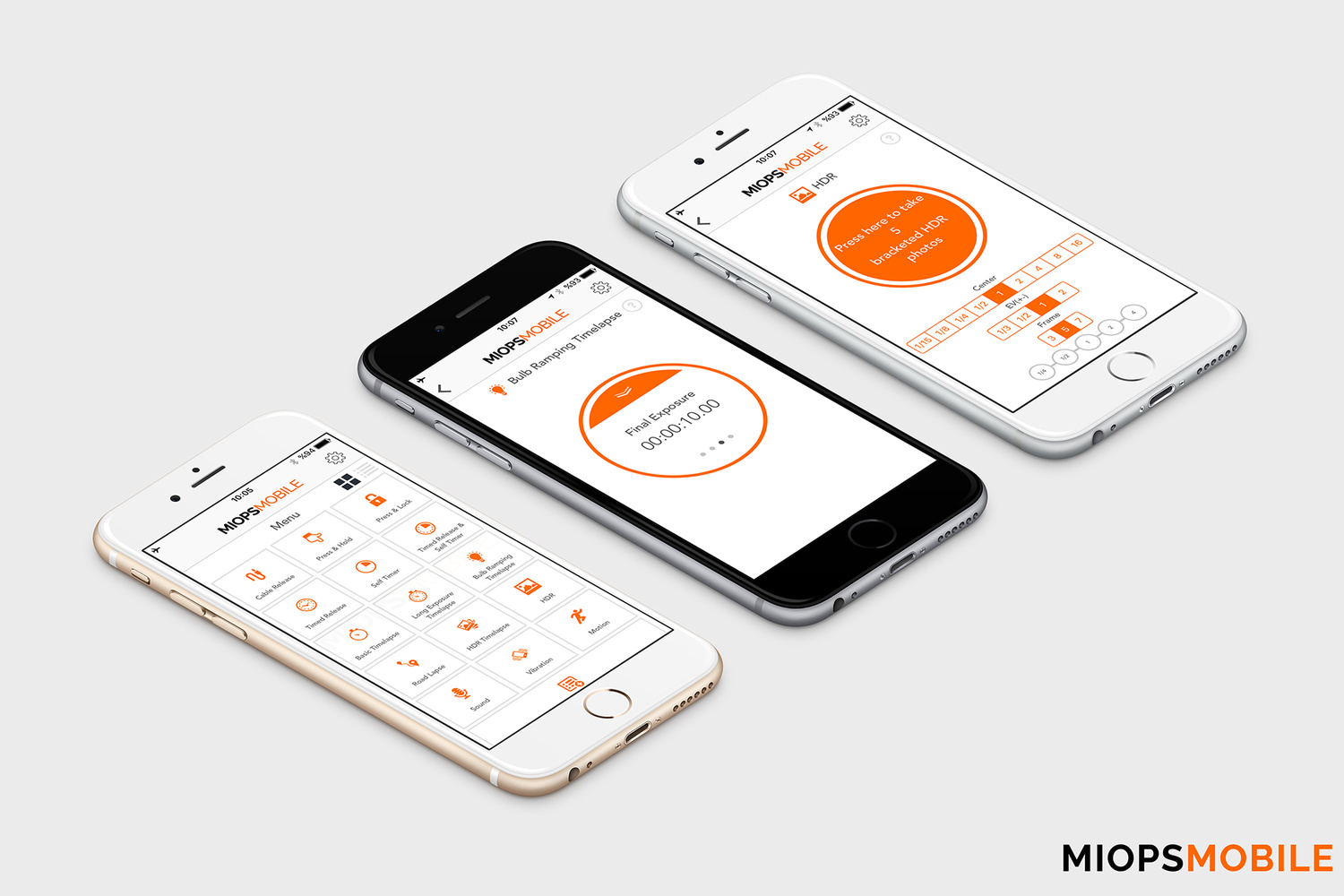 miops mobile iphone app