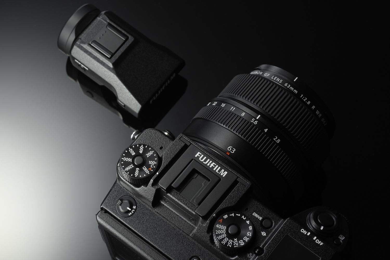 GFX 50S camera