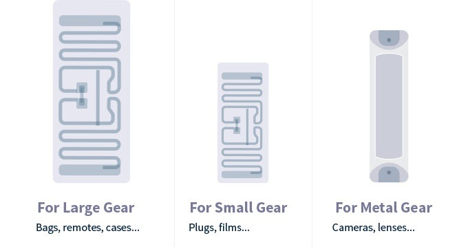 GearEye Promises to Keep Track of All Your Gear with RFID