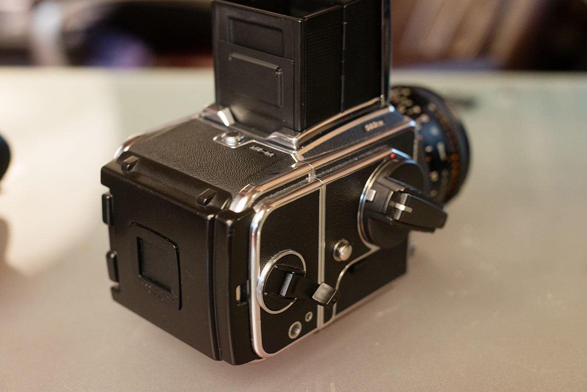 Film Photography Flashback: Fstoppers Reviews the Hasselblad