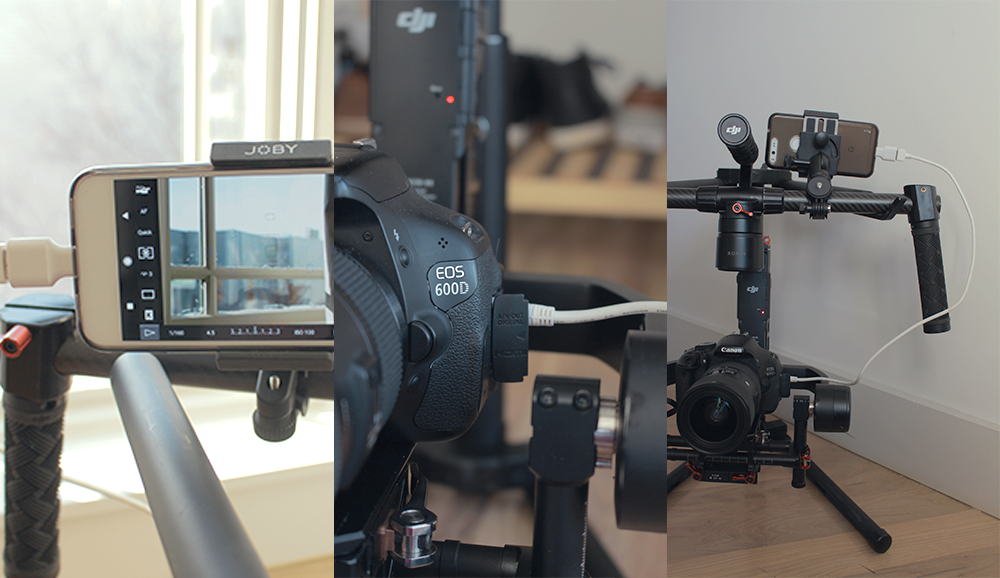 Perfect for Gimbals: Using Your Phone as a Monitor | Fstoppers
