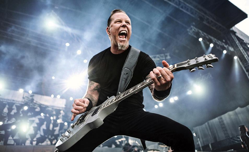 Metallica Stole my Image