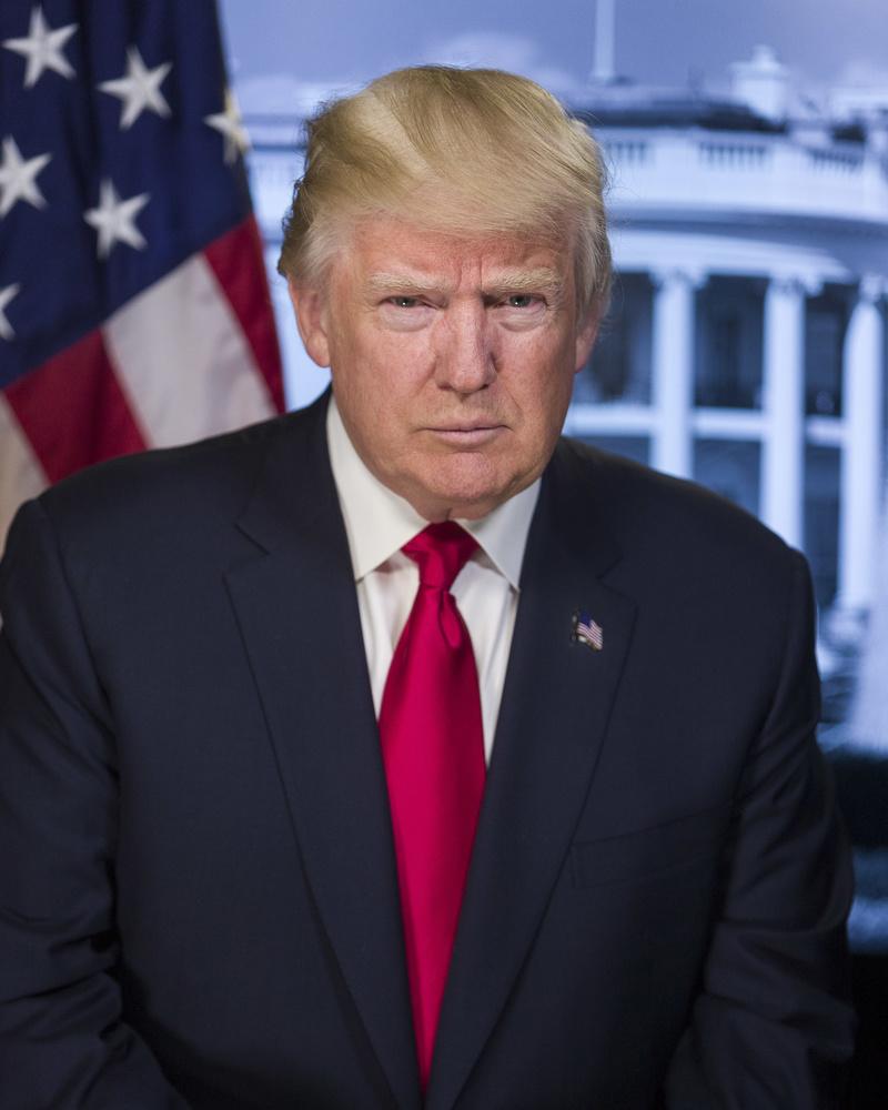 The Presidential Portrait Was Taken by a Ten-Year-Old ...