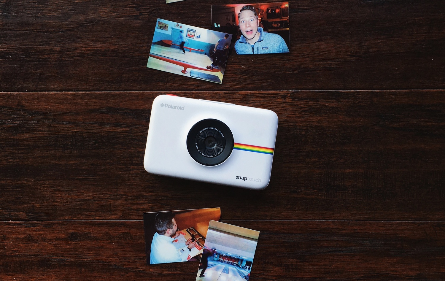 How To Use Polaroid Snap >> Fstoppers Reviews the Incredibly Fun and Very Capable Polaroid Snap Touch Camera | Fstoppers