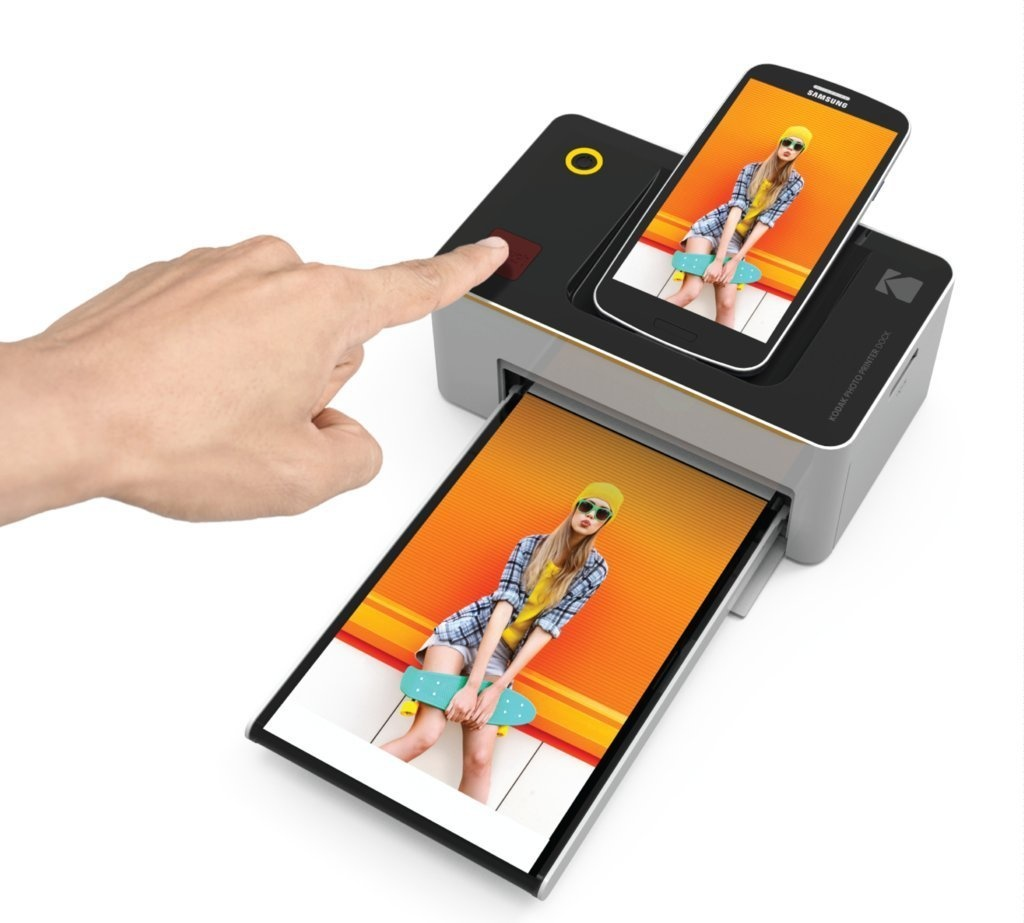 The Number One Selling Mobile Photo Printer On Amazon The