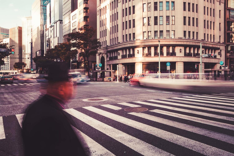 Ginza, architecture, tokyo