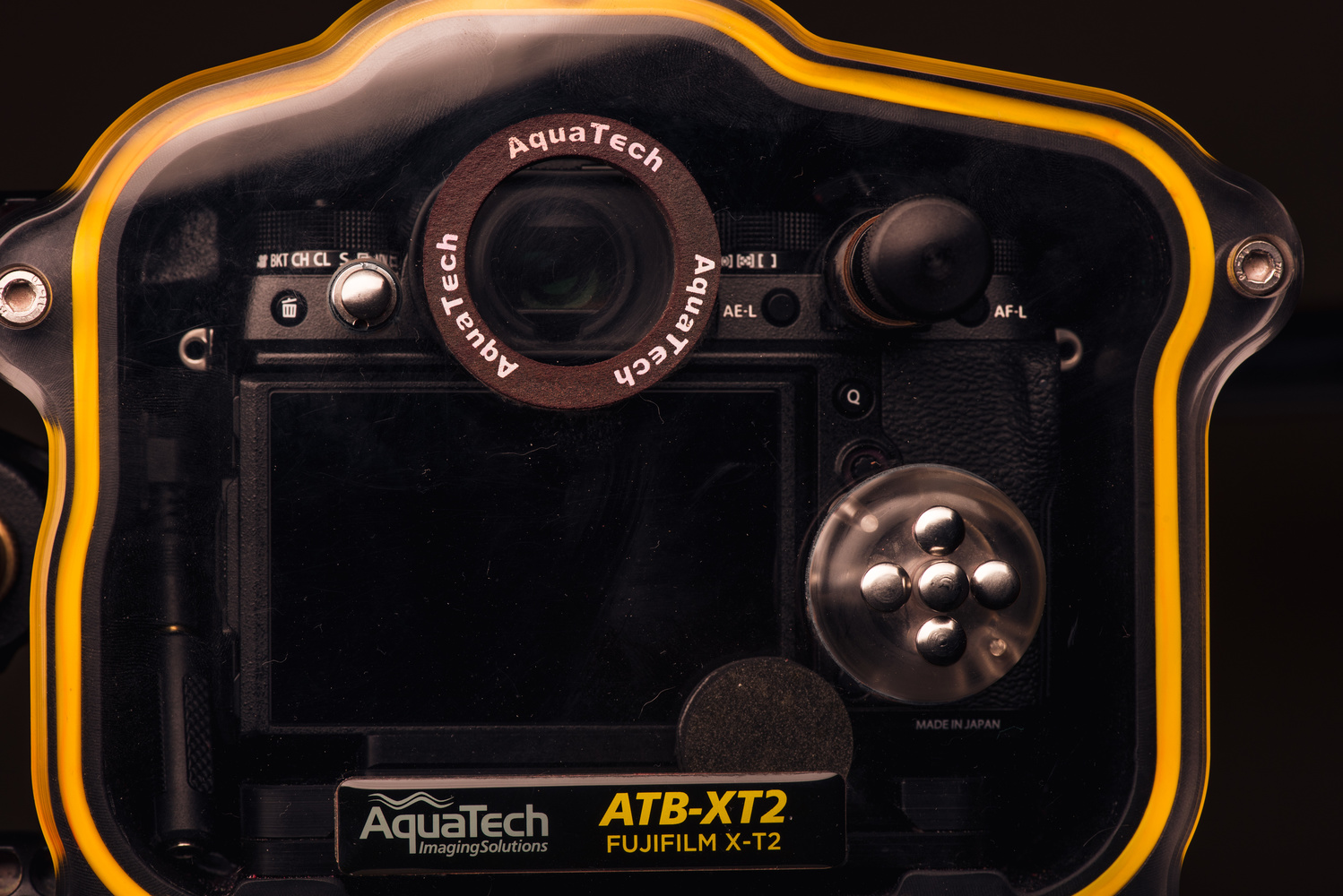 Fstoppers Reviews the Aquatech Underwater Housing for the