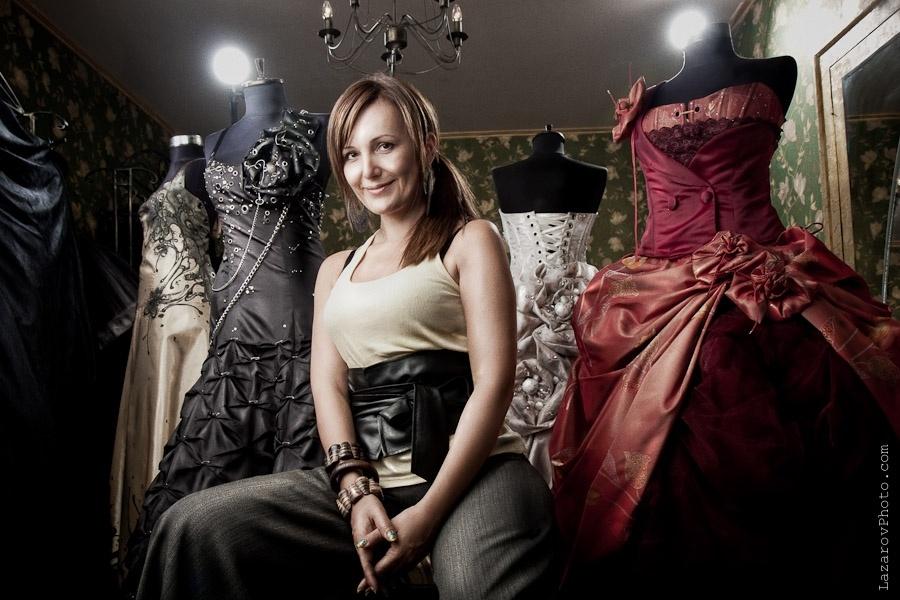 Terry Georgieva-Karaivanova - fashion designer