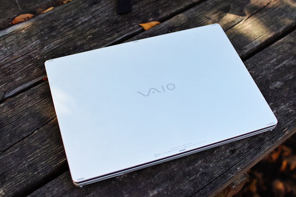 Hands-On Review of the VAIO Z Canvas Tablet Computer as a