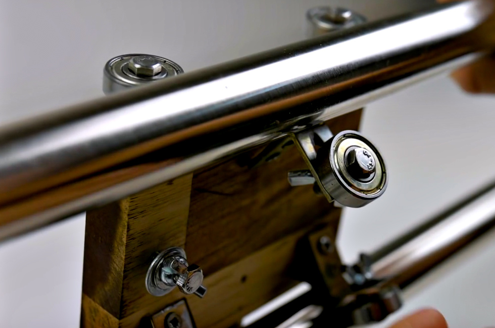 Diy camera slider about camera Motorized video slider