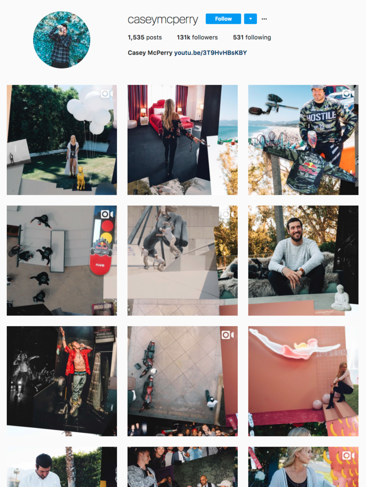 casey mcperry instagram feed