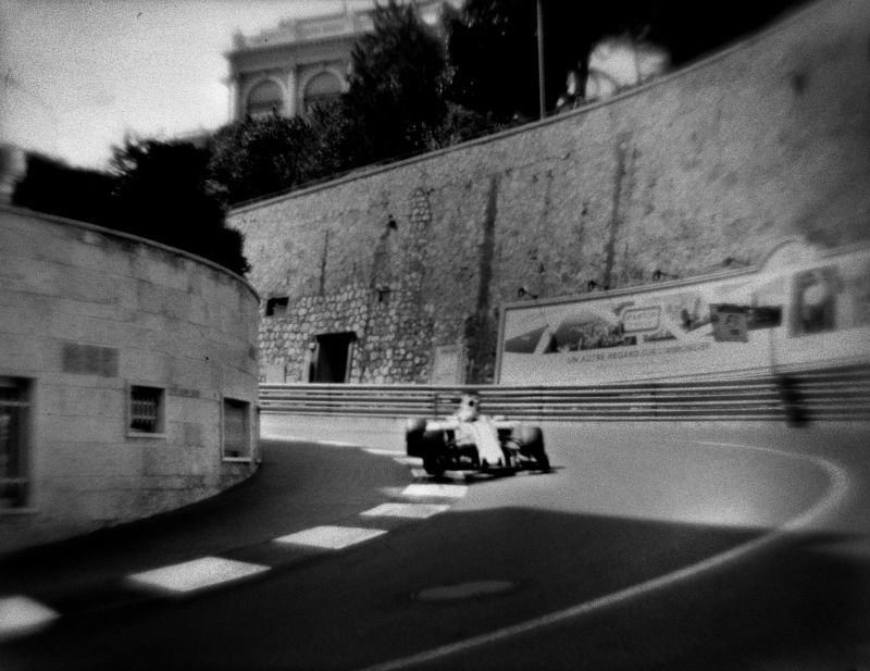 Anachronism in Action: Shooting Formula One Racing With a Century ...