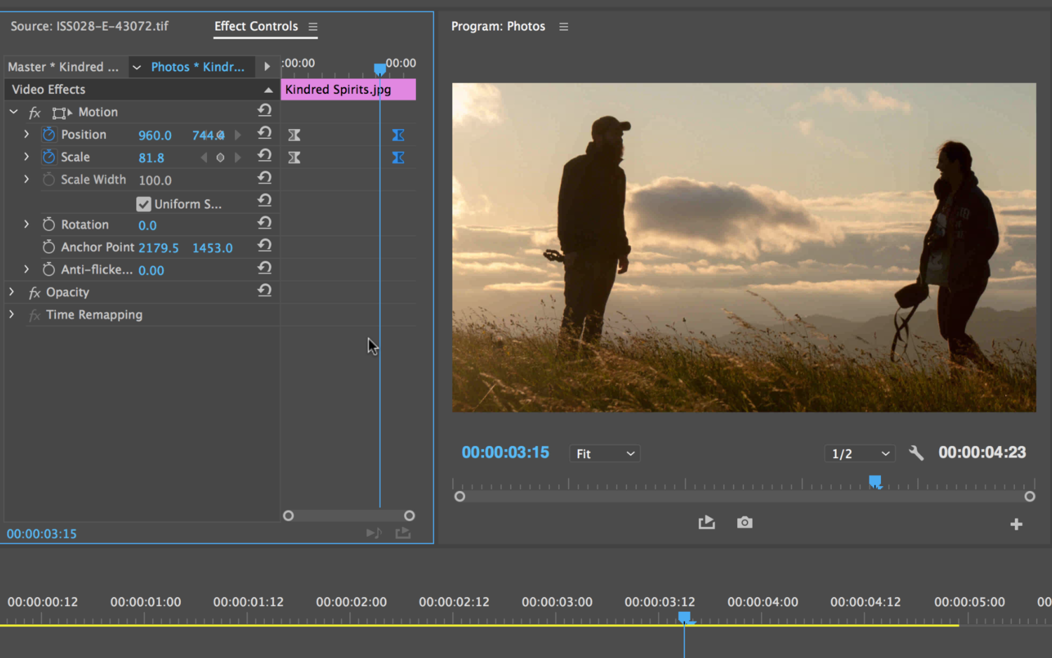 Seven Tips When Working With Photos in Adobe Premiere Pro