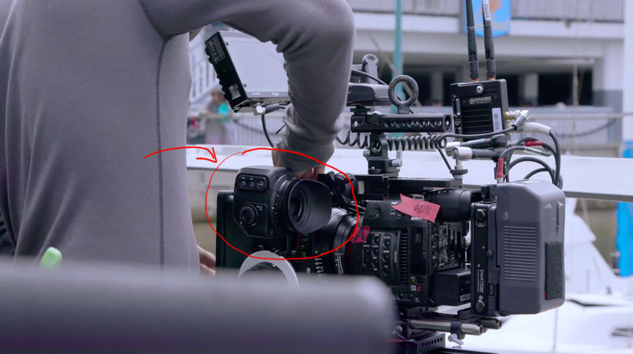 Why Are Movies Shot With Ridiculously Complex Cinema Camera Rigs