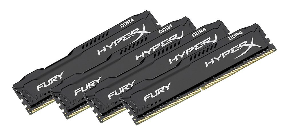Kingston Hyper X DDR4 memory