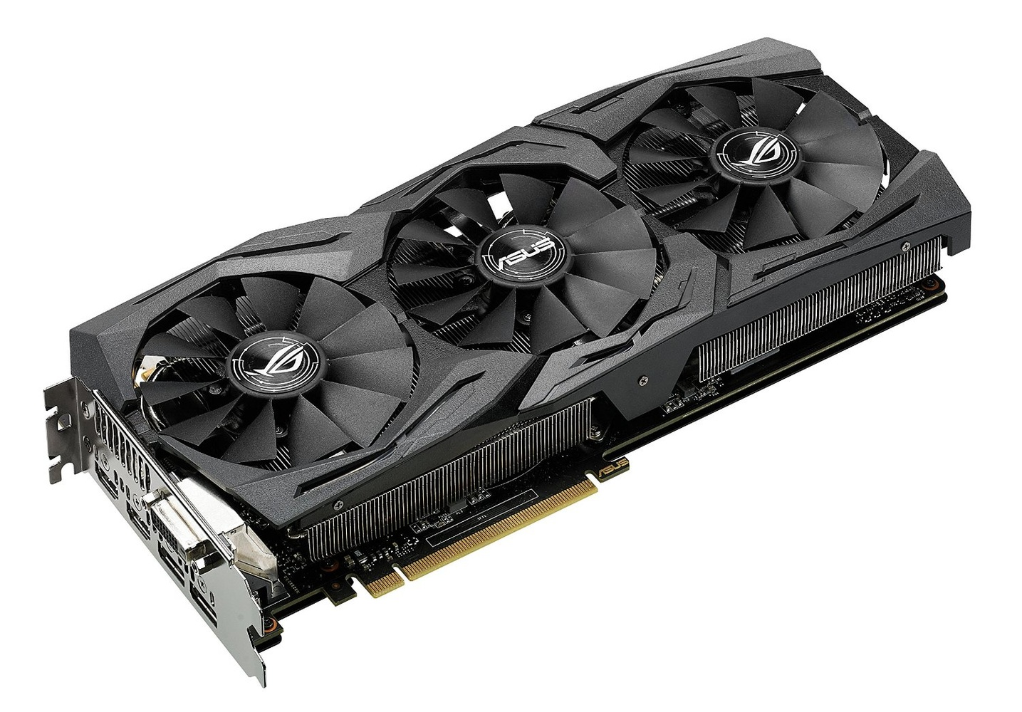 ASUS GeForce GTX 1060 6GB ROG STRIX OC
