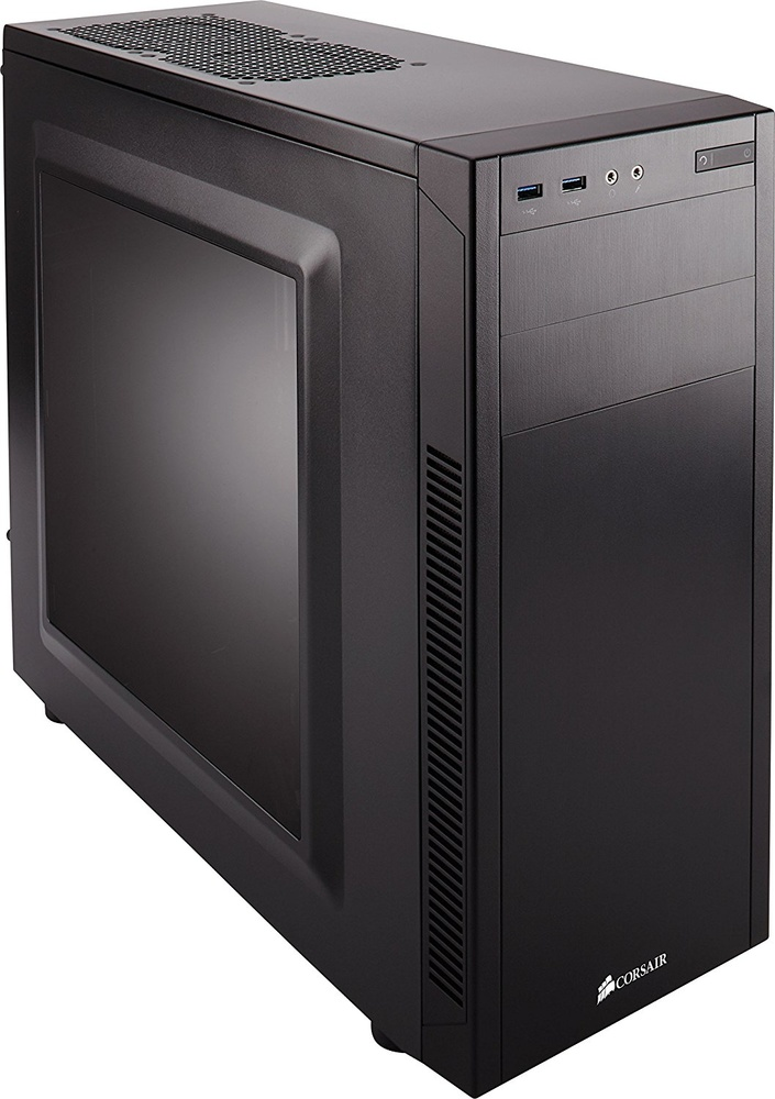 Corsair CArbide black case