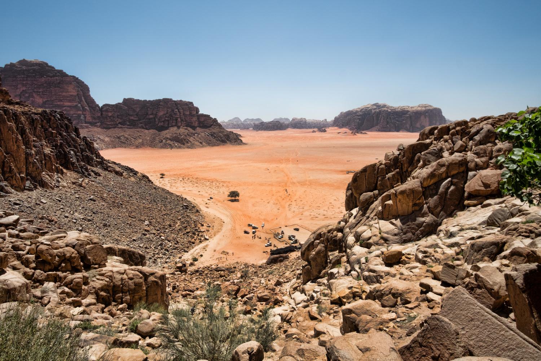 wadi rum, jordan, middle east, desert, sand