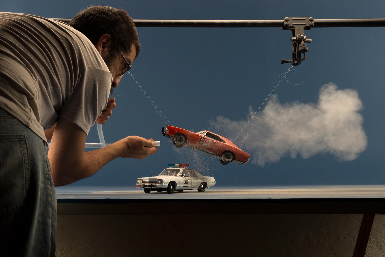 Photographer Felix Hernandez Shoots Epic Scenes Using