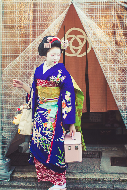 Geiko, geisha, gion, kyoto