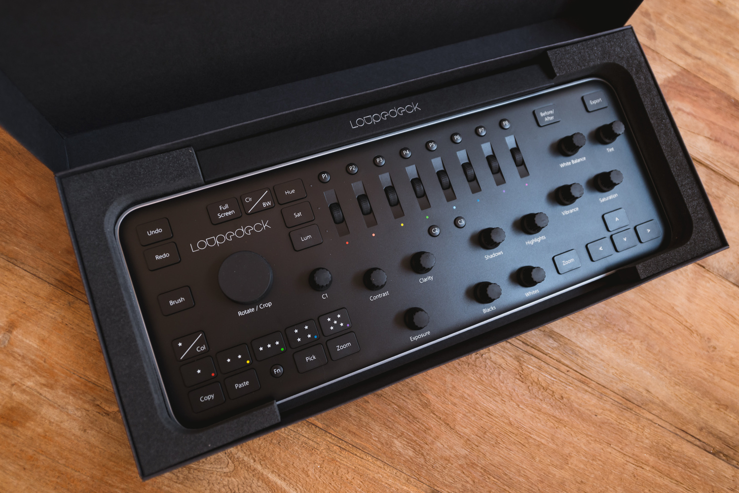 Review of Loupedeck: The Dedicated Photo Editing Console for