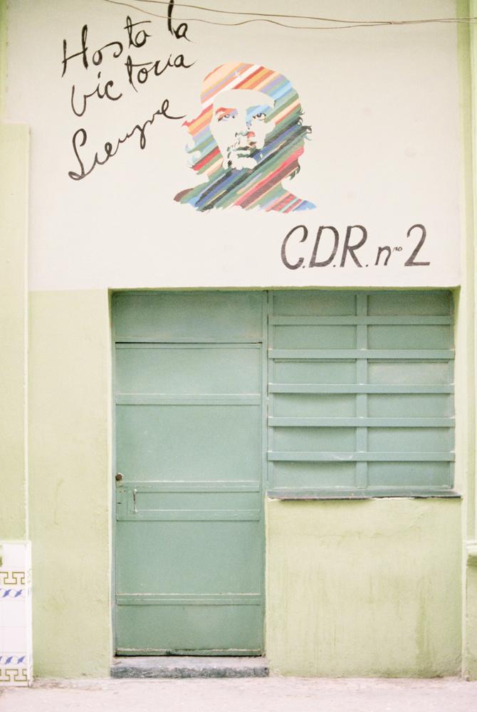 Havana Cuba 35mm film