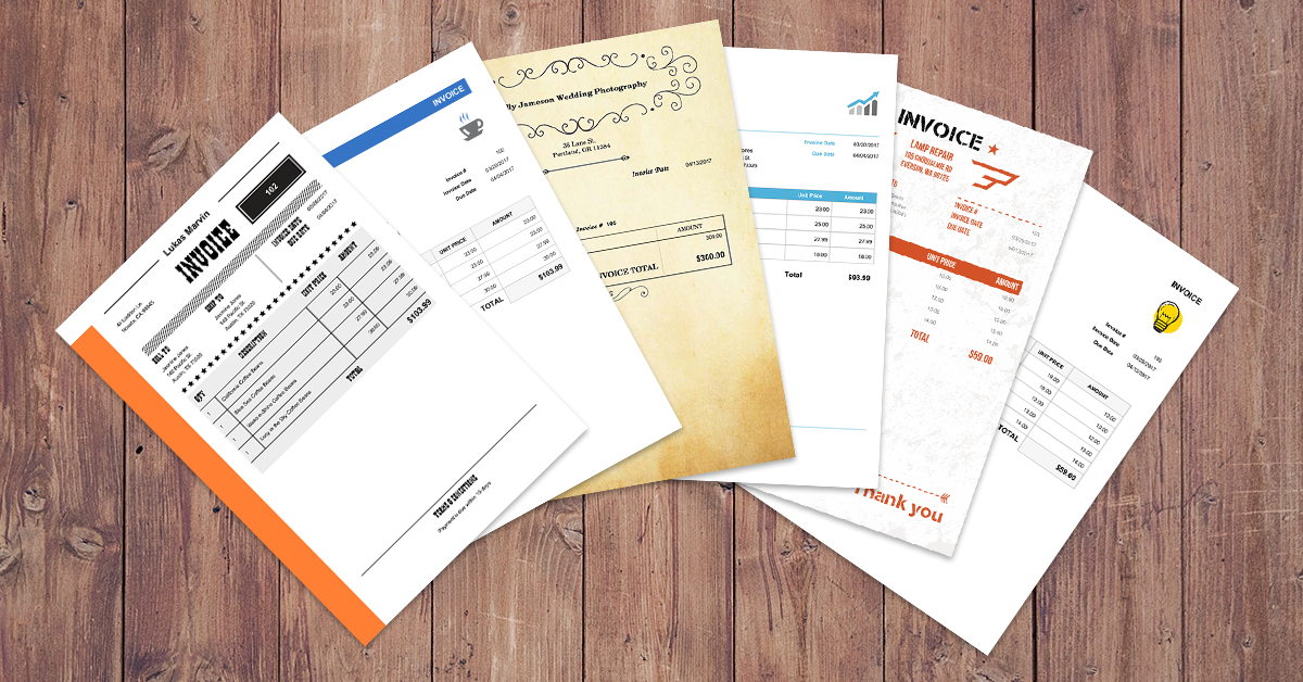 fstoppers reviews invoice templates from invoicehome com fstoppers