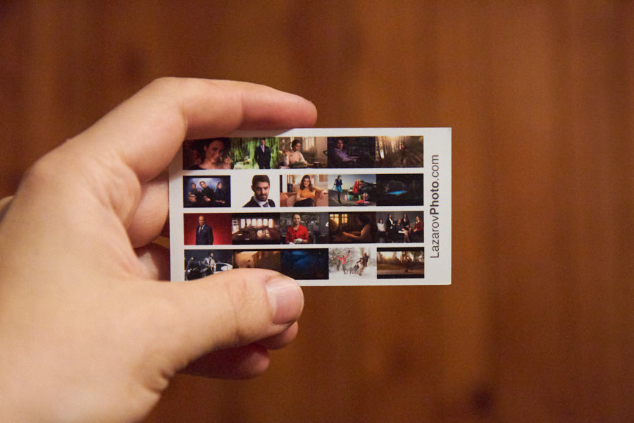 How to Make a Unique Business Card for Your Photography | Fstoppers