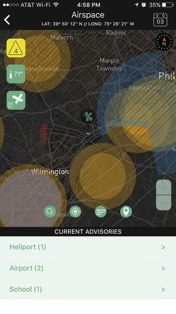 Fstoppers Reviews Kittyhawk Flight App for UAV Drones
