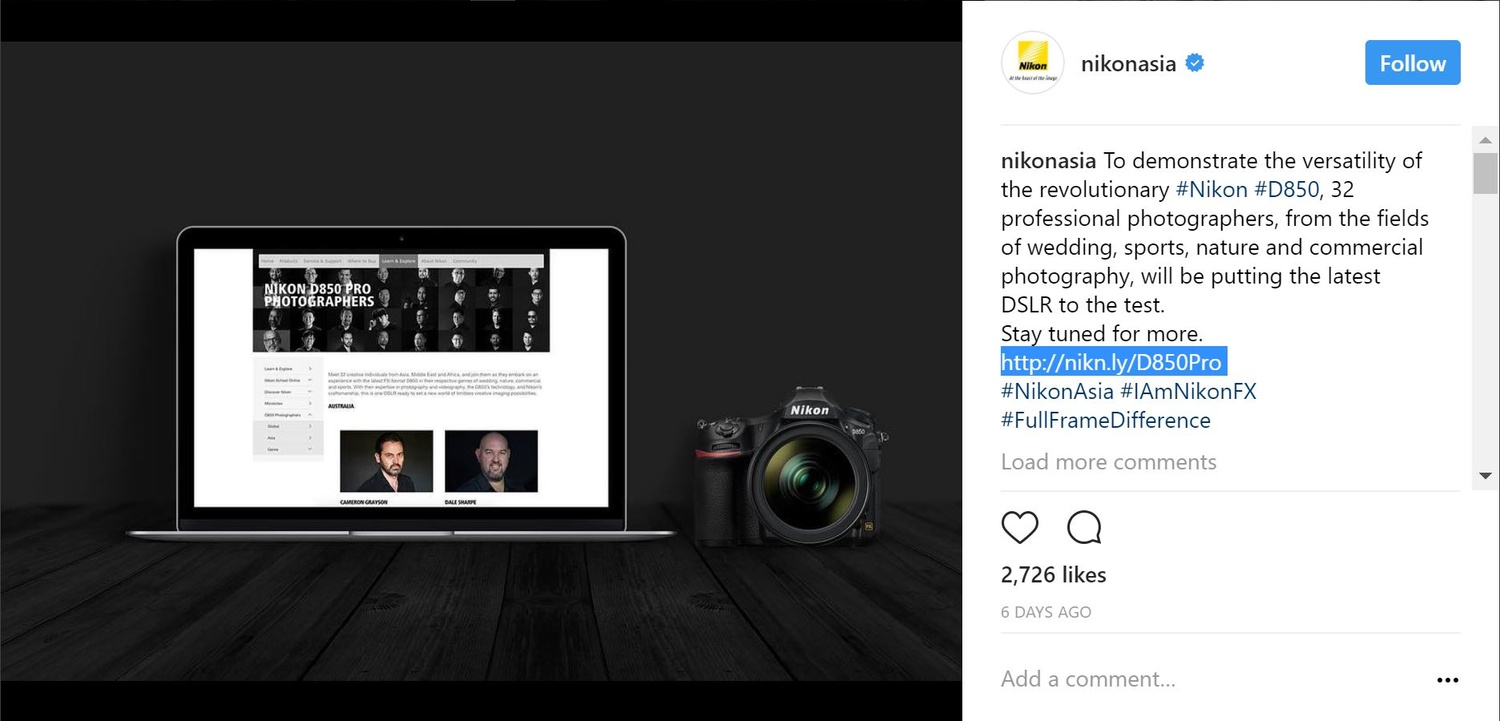 Is the Nikon D850 for Men Only? | Fstoppers - (Page 5)