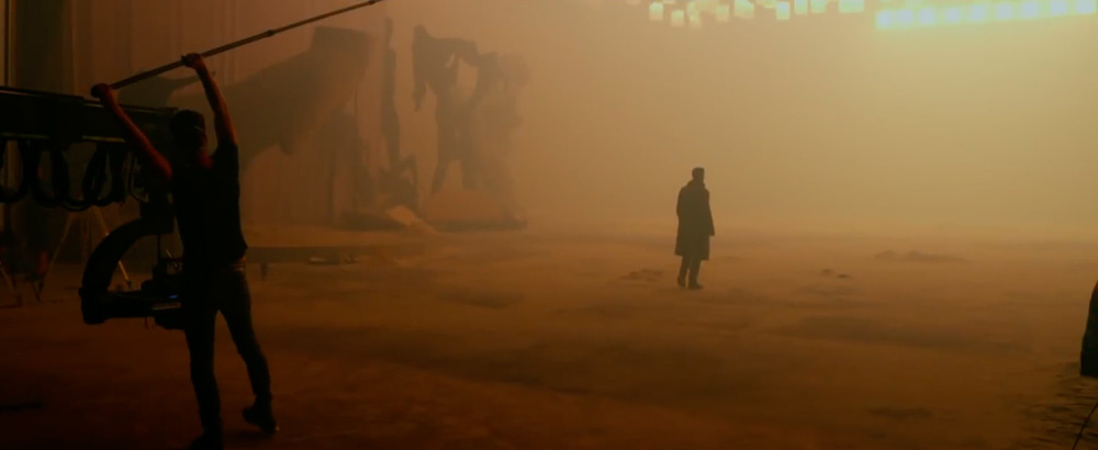 Blade Runner 2049: Behind the scenes