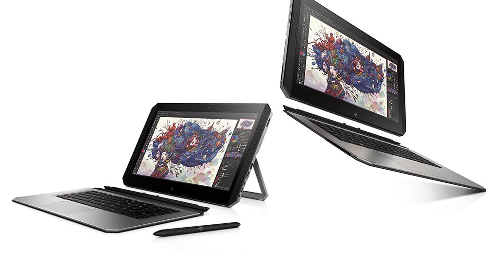Kết quả hình ảnh cho HP ZBook X2 G4