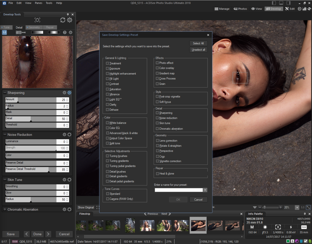 How to Switch From Lightroom to ACDSee Ultimate 2018: Part 2 | Fstoppers