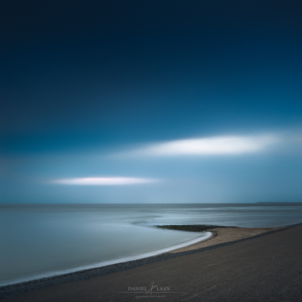 "Lone Fine-art Seascape - ""Duality"" - Laanscapes Photography"