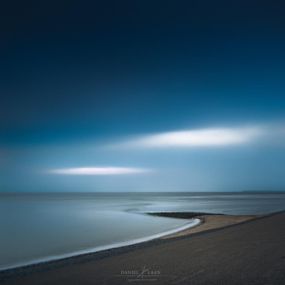 "Lone Fine-art Seascape - ""Duality"" - Laanscapes Photography"