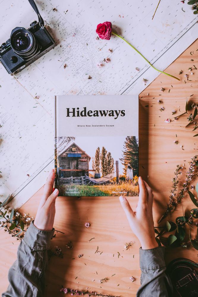 NZ Hideaways Book