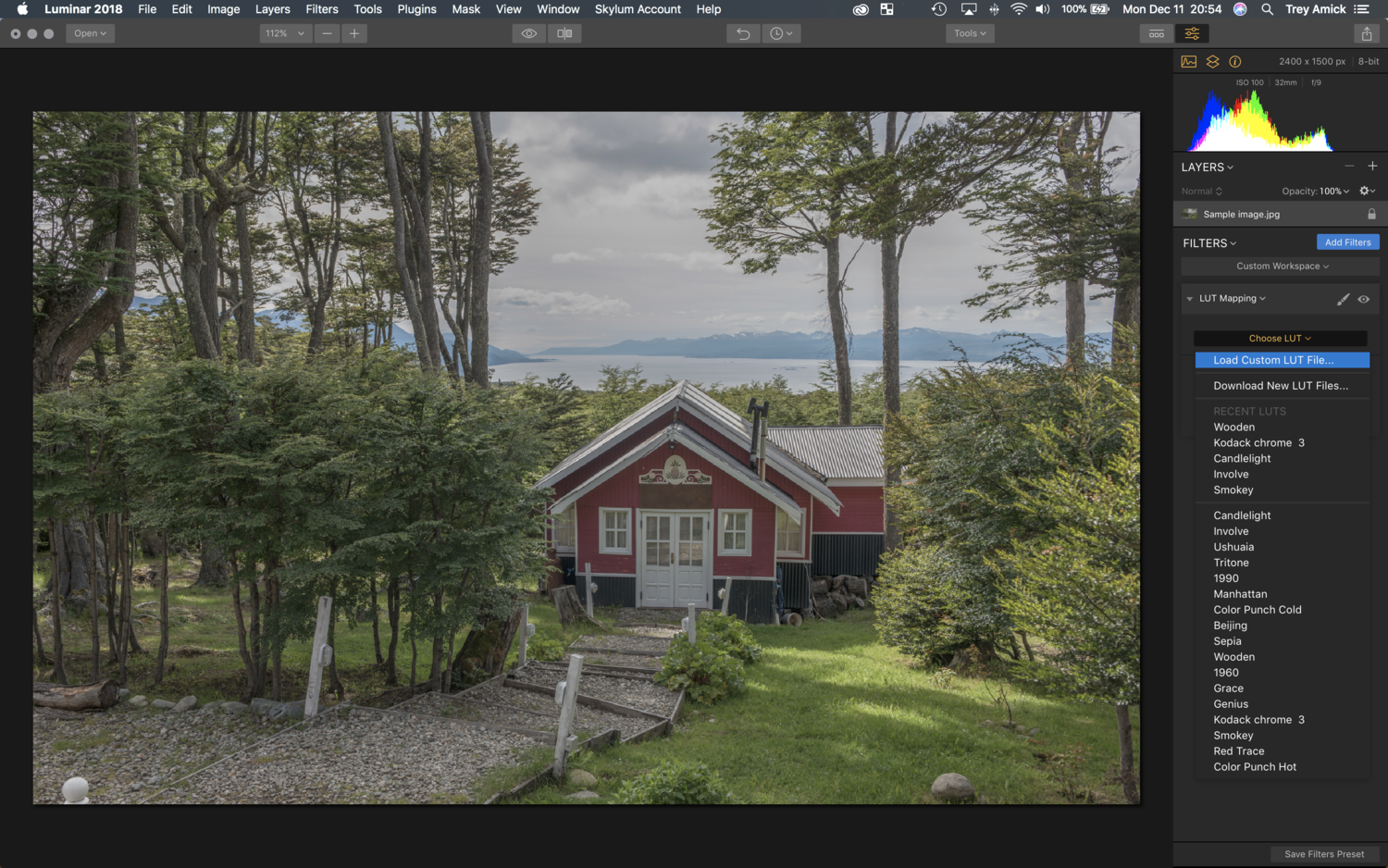 Utilizing Lightroom Presets in Luminar 2018 | Fstoppers