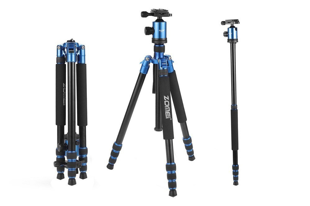 Test: Find the Right Tripod for This Summer's Photo Adventures